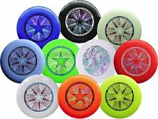 NEW Discraft ULTRA-STAR 175g Ultimate Frisbee Disc Ultimate Bundle - 10 Discs