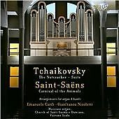 TCHAIKOVSKY & SAINT-SAENS: ORGAN MUSIC NEW & SEALED