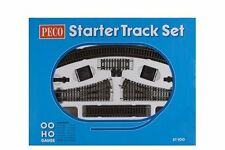 Peco ST-100 Setrack OO Gauge Starter Set ST100 NEW inc Track plans book
