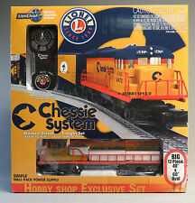 LIONEL CHESSIE SYSTEM LIONCHIEF REMOTE CONTROL COMPLETE TRAIN SET 6-82324 NEW