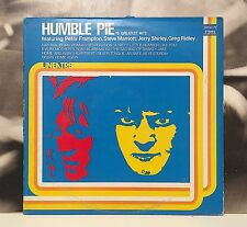 HUMBLE PIE - GREATEST HITS LP VG/VG+ TO EX- ITA 1978 IMMEDIATE LINEA TRE