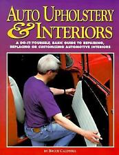 Auto Upholstery & Interiors (HPBOOKS 1265), Bruce Caldwell, New Book