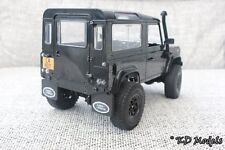 NUOVO D90 1/18 Land Rover Heavy Duty RUBBER MUD ALETTE 4x4 Gelande Crawler 2 RC4WD