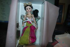 Mata Hari 10'' Madame Alexander Doll, NRFB Limited Edition of 200