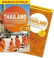 !! Thailand mit Karte Bangkok 2014 UNGELESEN Reiseführer  Urlaub Marco Polo