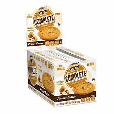 LENNY & LARRY'S COMPLETE HIGH PROTEIN COOKIE 113GX12 (PEANUT BUTTER) (VEGAN)