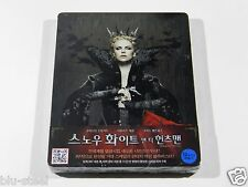 Snow White and the Huntsman Blu-ray Steelbook [Korea] SOLDOUT LESS THAN 200!!!
