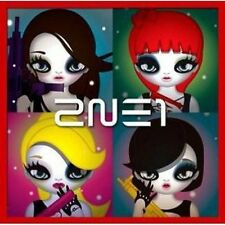 2NE1 2nd Mini Album [ALL KILL] CD K-POP Sealed