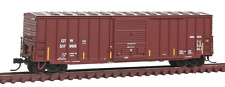 N Atlas ACF 50' Precision Design Rib-Side Boxcar Grand Trunk Western  50001289