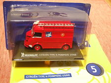 MICHELIN CITROEN TYPE H   FIRE VEHICLE 1:43 SCALE  MINT CONDITION