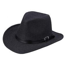 Verano Hombre Sombrero De Paja Vaquero Elegant sombrero exterior informal