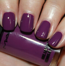 """MAC Nail Lacquer Polish """"IN THE DARK PURPLE """" New/Full Size-VERY HARD TO FIND!!"""