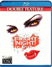 Fright Night/ Fright Night Part 2 (Blu-ray) 1985/1988-WS-HD-Dolby 5.1