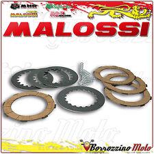 MALOSSI 5216515 KIT SERIE DISCHI FRIZIONE + 8 MOLLE VESPA PX 150 PX150 2T euro 2