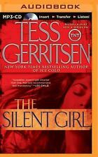 Rizzoli and Isles: The Silent Girl 9 by Tess Gerritsen (2014, MP3 CD,...