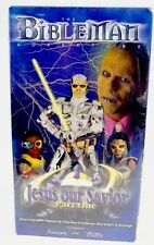 VHS The BibleMan Adventure Jesus Our Savior Part One New Sealed