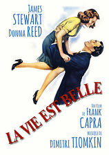DVD La vie est belle (It's a Wonderful Life) - Frank Capra - James Stewart