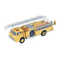 Feuerwehr Teleskop Leiterwagen Fire Protection District H0 Athearn 91853 Modell