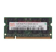 Hynix 1GB 2RX8 PC2-4200S DDR2 533Mhz 200pin NON-ECC SODIMM RAM Laptop Memory CL4