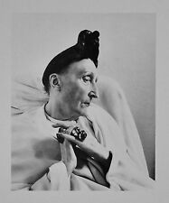 Cecil Beaton Ltd. Ed. Photo Heliogravure 30x40cm Edith Sitwell 1962 B&W Portrait