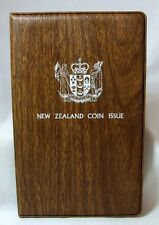 1970 New Zealand UNC Royal Visit Commemorative Dollar Set UNC in CASE of issue