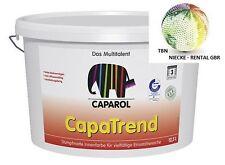Caparol Capa Trend 12,5 Liter Wohnraum Innenfarbe weiß matt SEHR ERGIEBIG!