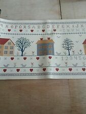 Vintage School House Decorative Wallpaper Borders Prepasted 60ft 4 Rolls 15Ft Ea