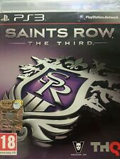 Videogioco Saints Row The Third 3 Sony Playstation 3 ps3 ITA