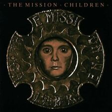 The Mission - Children / PHONOGRAM RECORDS CD 1988
