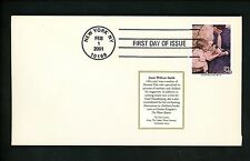 Ranto Cachet US FDC #3502l w/ label Jessie Willcox Smith magazine artist 2001