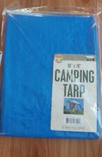 "Camping Tarp - Camping Outdoor Equipment 39"" x 78"""