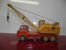 dinky supertoys camion grue 20 tonnes  No 972 lorry mounted crane Coles cij-jrd