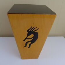 Cuban Tumba Cajon Drum or Quinto by Fry's Olympia, WA Wooden Wood
