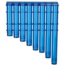 Woodstock Music Kid's BLUE Pan Flute fun to play full octave C ages 3+ KPANL