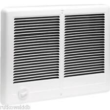 Cadet Com-Pak Twin Built-In Electric White Wall Heater 240V 4000-Watt