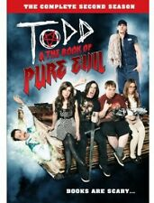 Todd and the Book of Pure Evil: The Complete Second Season (DVD Used Very Good)