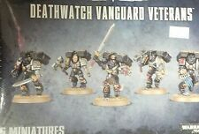 Warhammer 40K Space Marine DEATHWATCH VANGUARD VETERANS New Sealed