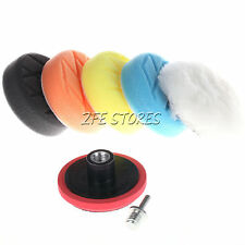 3 inch Diamond Face Buffing Pad Kit Compound-Polishing-Auto Car Detail -M14