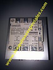 Relé rele estado sólido SSR solid state relay 480V ac, 45A relais Omron G3PB