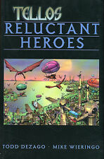 Tellos 1 - Reluctant Heroes-2001-Todd Dezago, Mike Wieringo-1st Printing