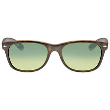 Ray-Ban New Wayfarer Havana- Blue-Green 52mm Polarized Sunglasses