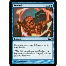 1x 1 x Rewind x1 MTG M13 Core Set MINT PACK FRESH UNPLAYED 2013