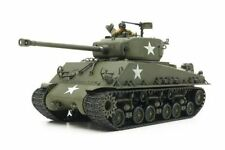 "Tamiya 1/35 Medium tank M4A3E8 Sherman ""Easy eight"" PLASTIC MODEL KIT 35346"