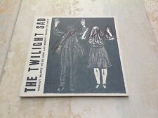 The Twilight Sad - Nobody Wants to Be Here and Nobody Wants to Leave signed cd