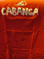 Mens / Ladies Chris Kamara CABANGA T-Shirt  Size Large