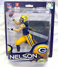 McFarlane Toys NFL Series 32 Jordy Nelson-Green Bay Packers Figure -Green Jersey