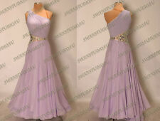BALLROOM .STANDARD. SMOOTH DANCE COMPETITION DRESS SIZE S M L WB3015