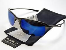 OAKLEY WIRETAP 2.0 CARBON ICE BLUE SONNENBRILLE WHISKER INMATE TAPER SQUARE WIRE
