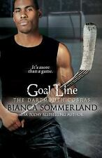 Goal Line (The Dartmouth Cobras) (Volume 7), Sommerland, Bianca, Acceptable Book