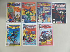 MARVEL TALES SPIDER-MAN 7 ISSUE COMIC LOT 156-183 AMAZING SPIDER-MAN 18 29